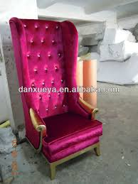 2013 new classic wooden antique hotel high back chair buy high