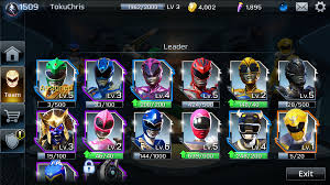 power rangers legacy wars review tokunation