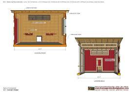 chicken coop floor plan home garden plans m107 chicken coop plans construction