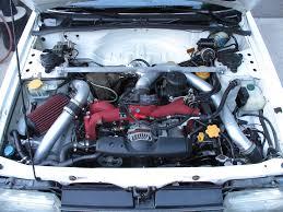 subaru loyale engine subaru leone ej22t awd build threads
