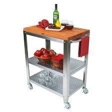 john boos cherry cucina culinarte butcher block cart