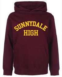 sunnydale class of 99 sunnydale high school 99 childrens child boys hoodie