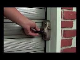 porte per box auto gatelock serrande sistema di sicurezza per negozio casa e box