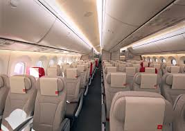 Boeing 787 Dreamliner Interior Royal Jordanian U0027s 787 Offers Understated Luxury Thedesignair