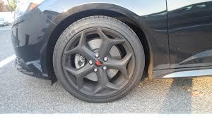 ford focus wheel caps st centercap update