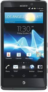 amazon com sony xperia tl at u0026t cell phones u0026 accessories