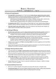 It Executive Resume Examples by Cio U0026 Cto Sample Resume By Award Winning Executive Resume Writer