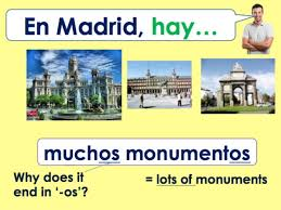 spanish ks2 level 2 directions park by maskaradelanguages