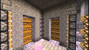 Minecraft Interior Design Bedroom Interior Design Minecraft Timelapse Secret Bedroom Storage