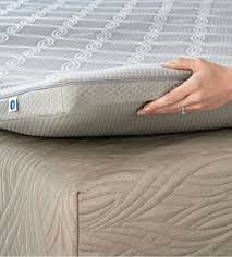 pillow bed topper sleep number dualtemp layer it can be added to any mattress and