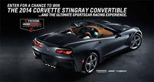 race to win corvette reminder the race to win a corvette stingray sweepstakes closes