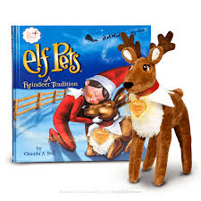the shelf pets a reindeer tradition the on the shelf santa s store