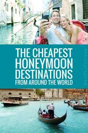 discount honeymoon packages best 25 cheap honeymoon packages ideas