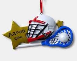 lacrosse ornament etsy