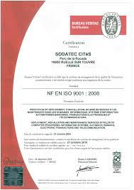 siret bureau veritas sodatec cites maintenance engineering integration in the domain