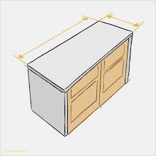 largeur plan travail cuisine profondeur plan de travail cuisine hauteur meuble haut de cuisine