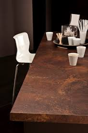 table de cuisine en stratifié plan de travail stratifié de cuisine antibactérien polyform
