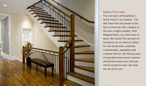 designed stairs inc custom stairs chicago staircases