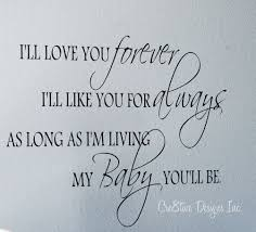 I Love U Baby Quotes by I Love You Forever Quotes Like Success