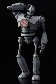 the iron giant the iron giant diecast action figure riobot iron giant 16 cm the