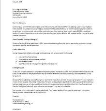 grant proposal letter business proposal letter business plan