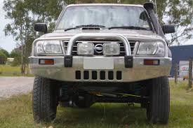 nissan patrol ute australia nissan patrol gu ute gold 20767 superior customer vehicles
