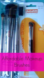 randomaholic chic affordable makeup brush paganini