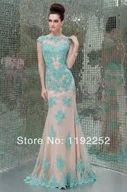 com buy new 2014 custom made modern mermaid plus size green