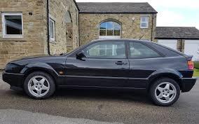 used 1994 volkswagen corrado vr6 for sale in north yorkshire