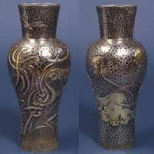 Tiffany Silver Vase Antique Silver Auction Fine Silver Skinner Auctioneers