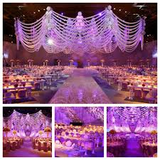 nigerian wedding reception decor by design lab 1 45 wow factor