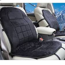 winter warmer car heated seat cushion cover heat heating 2