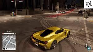 rose gold maserati car gold car camo watch dogs 2 youtube