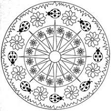 free mandala coloring pages adults printables cool ideas