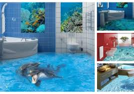 3d bathroom design comely quality d bathroom ing paper custom size hd under sea dfoor