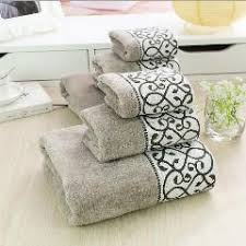 Decorative Bathroom Towels Decorative Towel Sets 105 Best Home Decor Bathroom Decorative