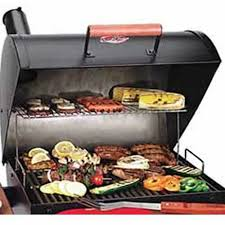 Super Pro Charcoal Grill by Char Griller Warming Grill Rack Hayneedle