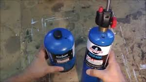 how to light a propane torch propane blowtorch for heat treating beekeepers equipment youtube