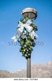 decorated l post stock photos decorated l post stock