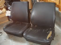 refaire un siege de voiture sièges de transporteur vw ds deletraz sellerie