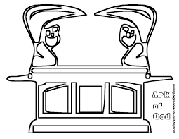 coloring download ark of the covenant coloring page ark of the