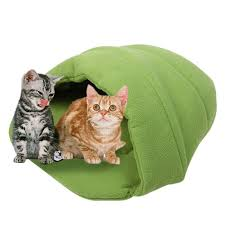 sofa material for cats comfort shell shaped pet house for cat rabbit puppy warm and