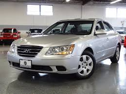 2009 hyundai sonata gls for sale in addison il stock n523768