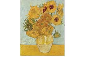 Vase Of Sunflowers 10 Most Famous Flower Paintings Widewalls