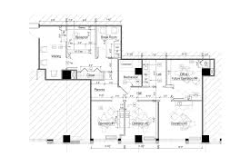 medical office floor plan street medical office u2013 studio laan pllc
