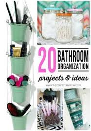bathroom organization ideas great organizing ideas for your bathroom cabinet bathroom