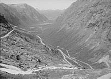 Small But Striking U Shaped U Shaped Valley Wikipedia