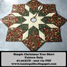 awesome tree skirt quilt pattern collection quilt