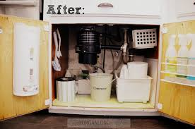 Organizing Under Kitchen Sink by Once You Start You Can U0027t Stop Organizing Made Fun Once You