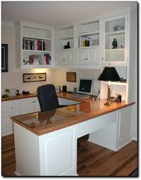 make a corner desk double this to make a double desk with a joint middle desk home